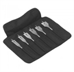 Bosch 6 Piece Spade Bit Set Self Cut
