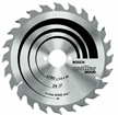 Bosch Circular saw blade Optiline Wood 165 x 30/20
